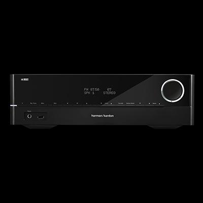 AV Receivers & Amplifiers
