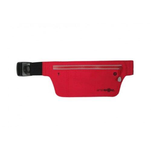 AfterShokz Sport Running Belt - Red