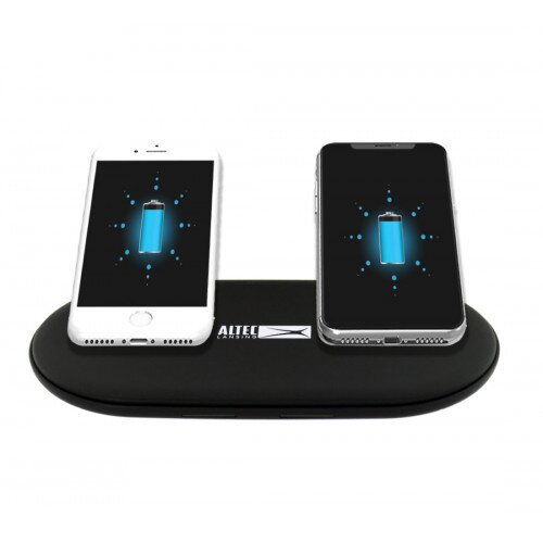Altec Lansing 15 Watt Dual Position Wireless Charging Pad