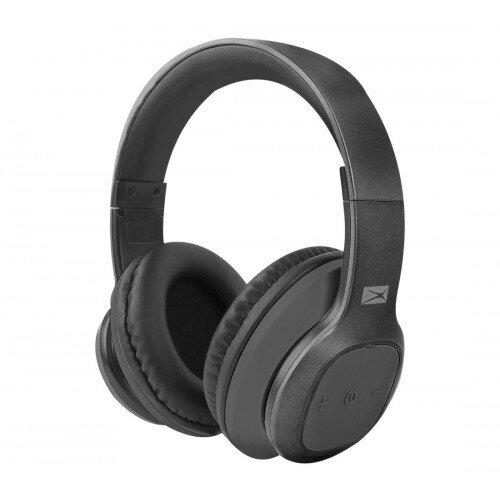 Altec Lansing Bluetooth Over-Ear Headphones - Black