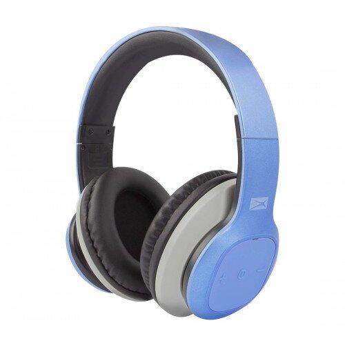 Altec Lansing Bluetooth Over-Ear Headphones - Blue