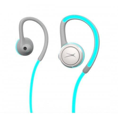 Altec lansing Glow Run Earbuds - Mint Gray