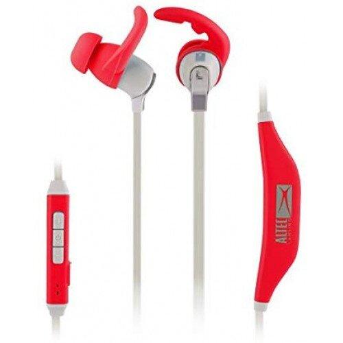 Altec Lansing Waterproof In-ear Earbuds - Red