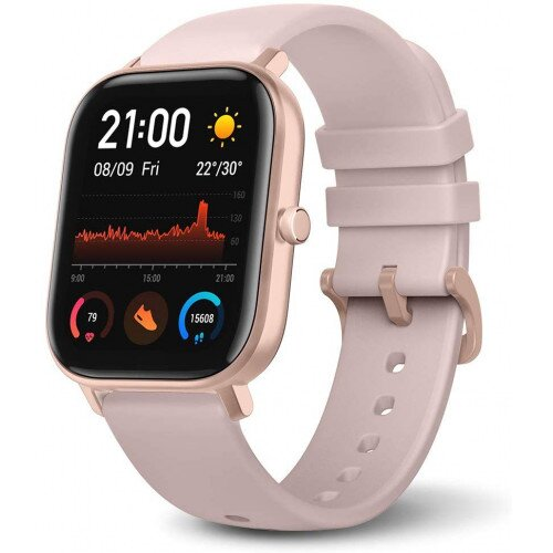 Amazfit GTS Smart Watch - Pink
