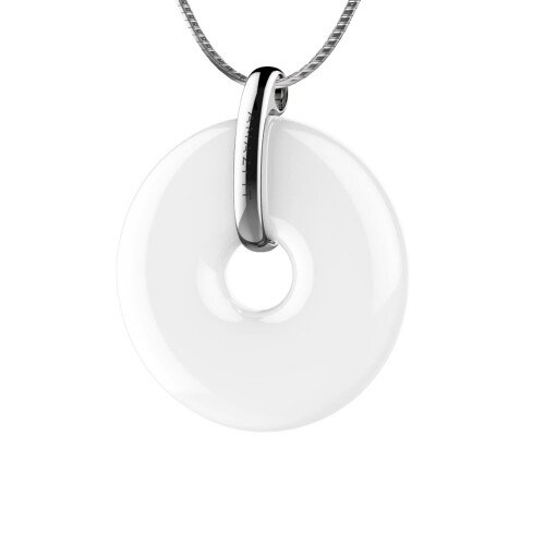 Amazfit Infinity Necklace Accessory - Silver
