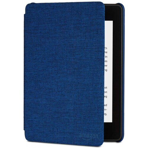 Amazon All-new Kindle Paperwhite Water-Safe Fabric Cover (10th Generation-2018) - Marine Blue
