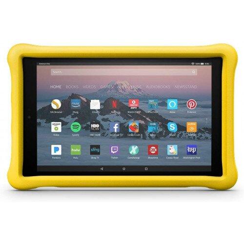 Amazon Fire HD10 Kid-Proof Case - Yellow