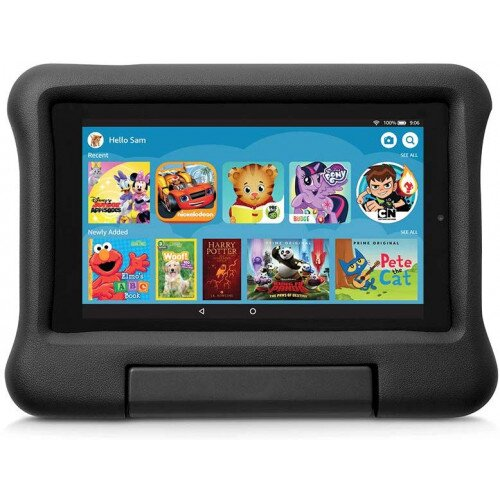 Amazon Kid-Proof Case for Fire 7 Tablet (Compatible with 9th Generation Tablet, 2019 Release)