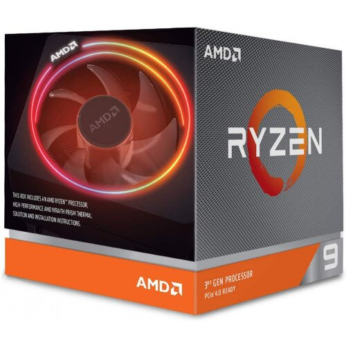 AMD Ryzen 9 PRO 3900 Processor