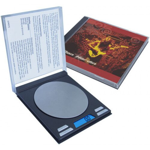 American Weigh CD-Scale v2.0 Compact Scale 500 x 0.1g