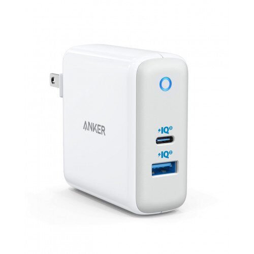Anker PowerPort Atom III (2 Ports) Wall Charger