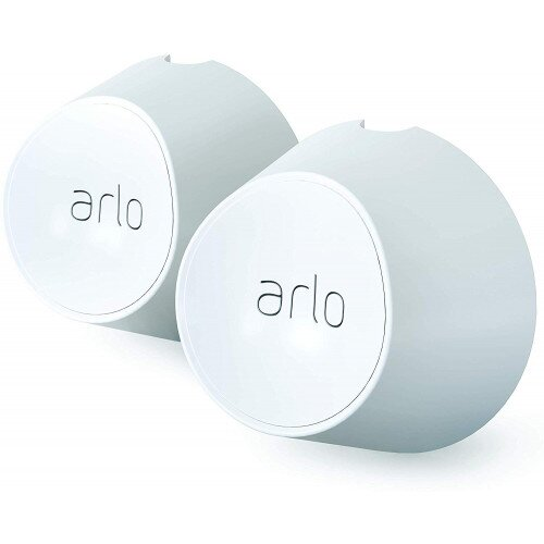 Arlo Ultra & Pro 3 Magnetic Wall Mounts - White