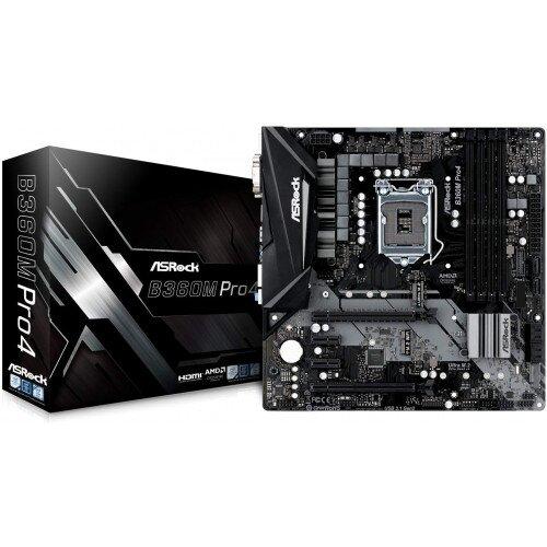 Asrock B360M Pro4 Motherboard