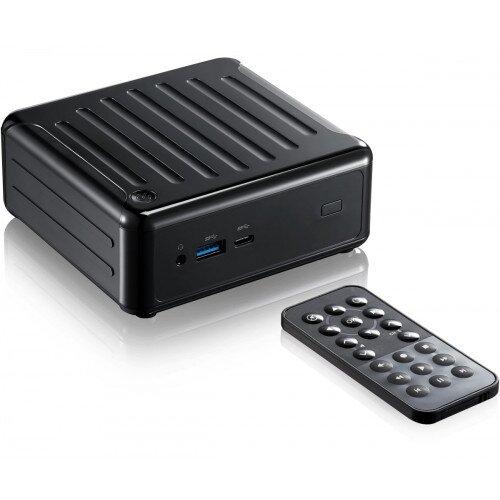 ASRock Beebox Series (Apollo Lake) Mini-PC Barebone - Intel Quad-Core Pentium J4205
