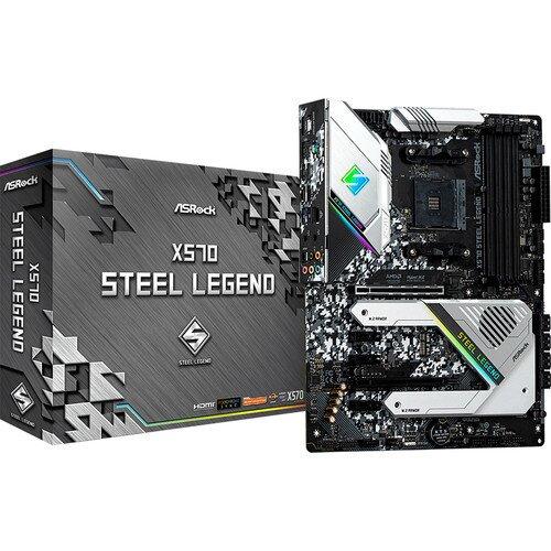 ASRock X570 Steel Legend Motherboard