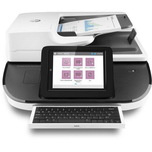 HP Digital Sender Flow 8500 fn2 Printer
