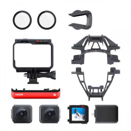 Insta360 ONE R Camera - Aerial Edition - Mavic Pro