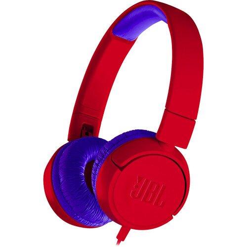 JBL JR300 Over-Ear Headphones - Spider Red