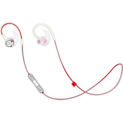 JBL Reflect Contour 2 In-Ear Wireless Headphones - White