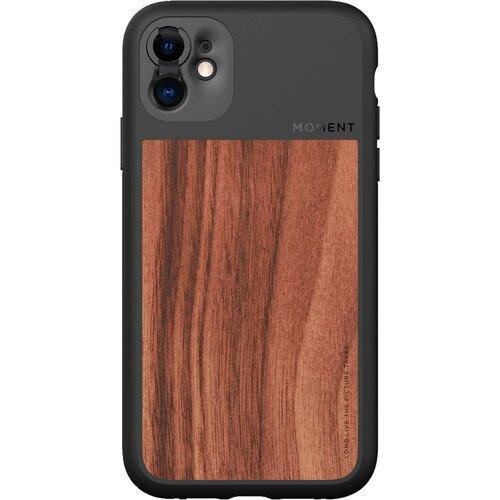 Moment iPhone Photo Case - iPhone 11 - Walnut Wood