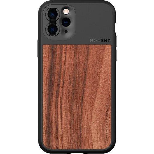 Moment iPhone Photo Case - iPhone 11 Pro - Walnut Wood