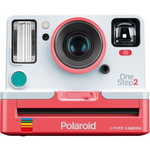 Polaroid OneStep 2 Viewfinder i-Type Camera - Coral