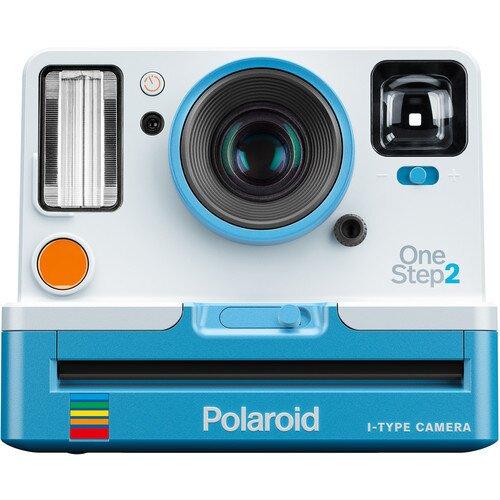 Polaroid OneStep 2 Viewfinder i-Type Camera - Summer Blue