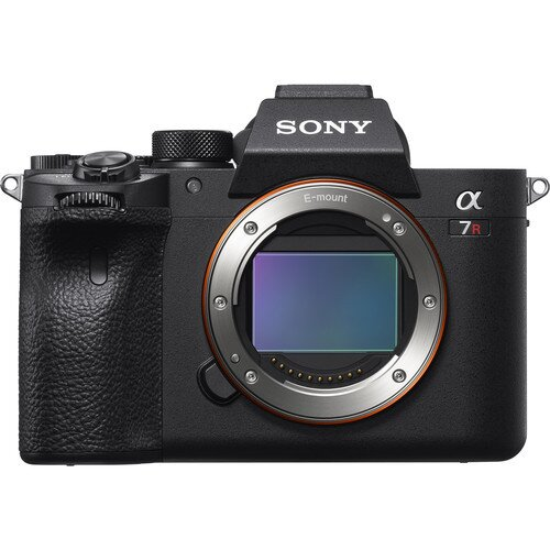 Sony Alpha a7R IV Full Frame Mirrorless Digital Camera
