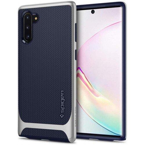 Spigen Galaxy Note 10 Case Neo Hybrid - Arctic Silver