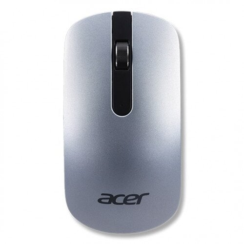 Acer Ultra Slim Optical Mouse AMR820 - Silver