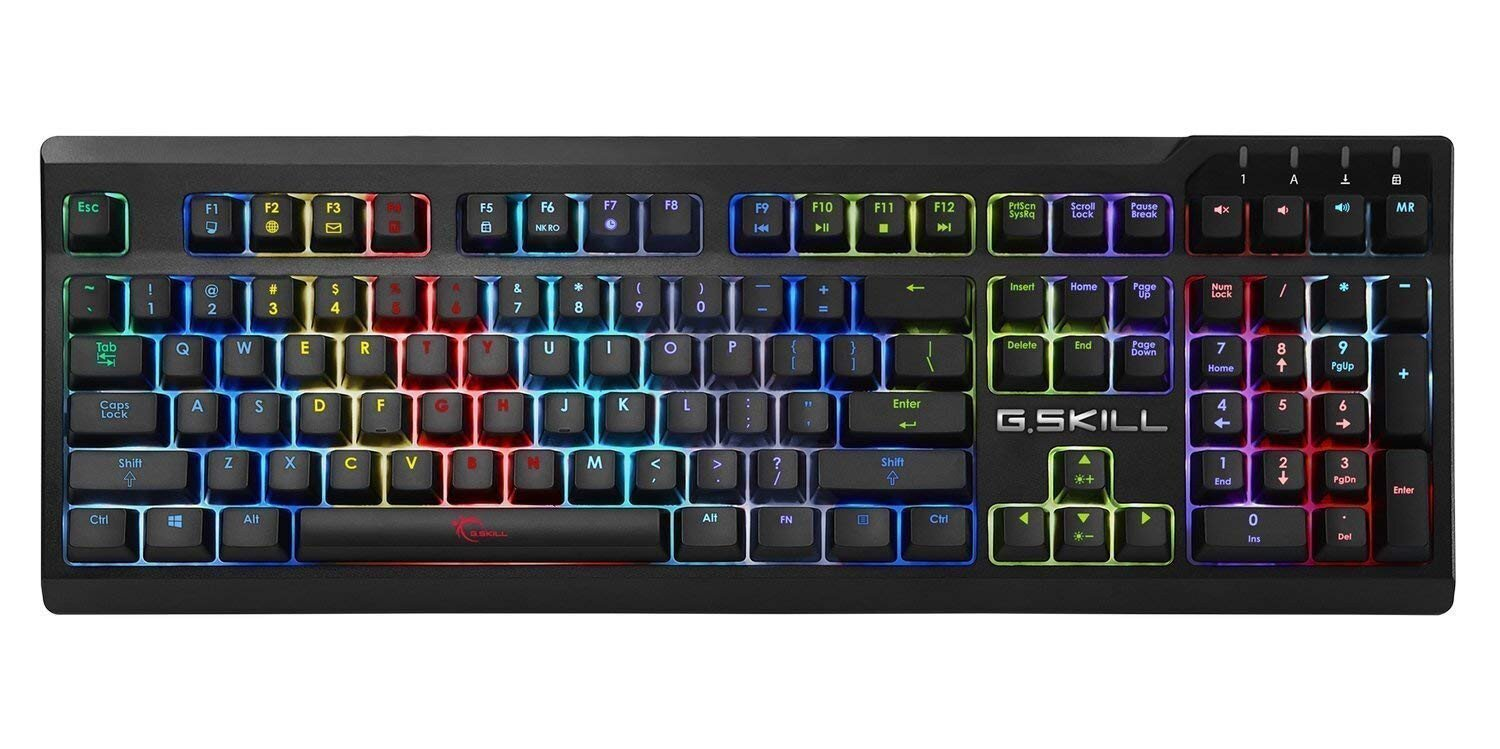 Buy G Skill Ripjaws Km570 Rgb Mechanical Gaming Keyboard Online In Us Tejar Com