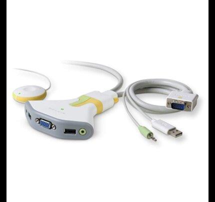 Belkin Flip USB with Audio KVM Switch