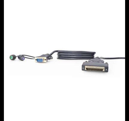 Belkin OmniView Dual Port Cable, PS/2