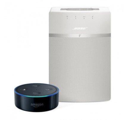 Bose SoundTouch 10 With Amazon Echo Dot