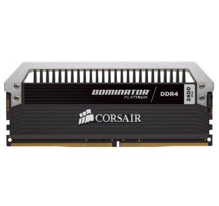Corsair Dominator Platinum Series 64GB (8 x 8GB) DDR4 DRAM 2400MHz C14 Memory Kit
