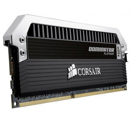 Corsair Dominator Platinum Series - 8GB (2 x 4GB) DDR3 DRAM 3200MHz C13 Memory Kit