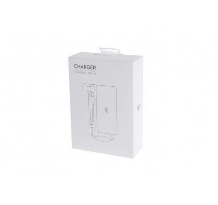 DJI Phantom 4 Series 100 W Battery Charger (Without AC Cable)