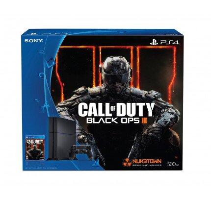 Sony PlayStation 4 500GB Console - Call of Duty: Black Ops III Standard Edition Bundle