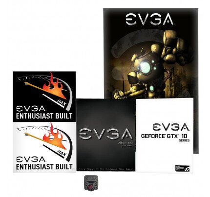 EVGA GeForce GTX 1080 FTW Gaming, 8GB GDDR5X, ACX 3.0 & RGB LED Graphics Card