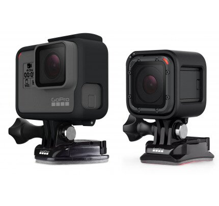 GoPro Curved + Flat Adhesive Mount