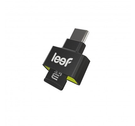Leef Access-C MicroSD Reader (USB-C)