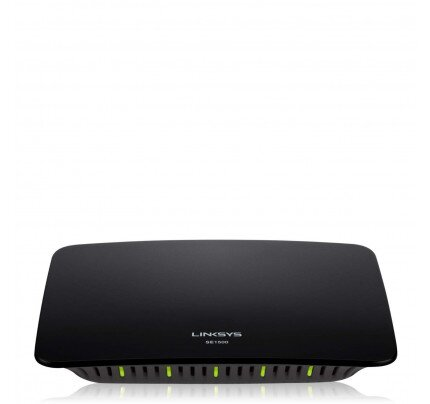 Linksys 5-Port Fast Ethernet Switch