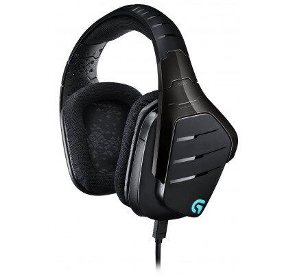 Logitech G633 Artemis Spectrum RGB 7.1 Surround Gaming Headset