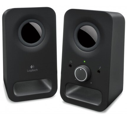 Logitech Clear Stereo Sound Z150 Stereo Speakers