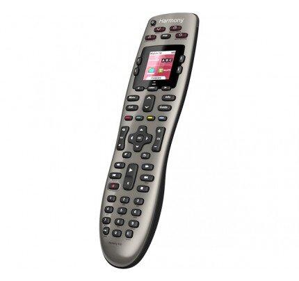 Logitech Harmony 650 Remote Color-Screen Remote