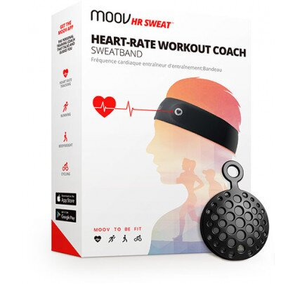 Moov HR Sweat Heart Rate Based
