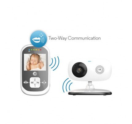 Motorola MBP662CONNECT Baby Monitor