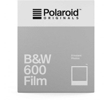 Polaroid B&W Film For 600