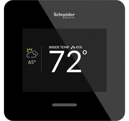 Schneider Electric Wiser Air Smart Thermostat