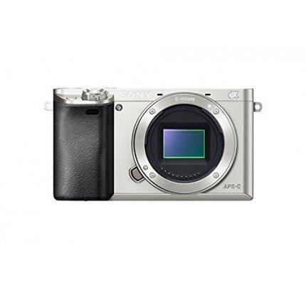 Sony α6000 E-Mount Camera with APS-C Sensor